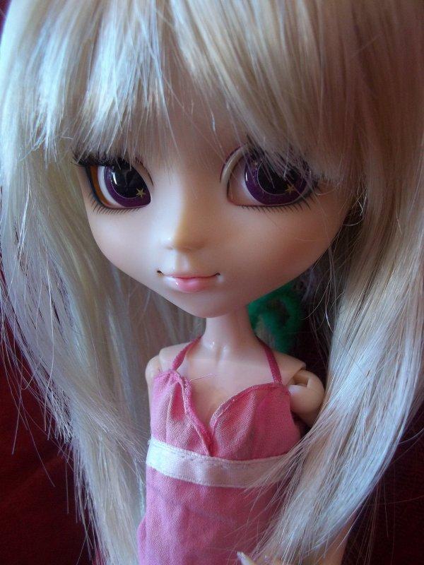 La wig venait tout juste d'etre installé ^___^