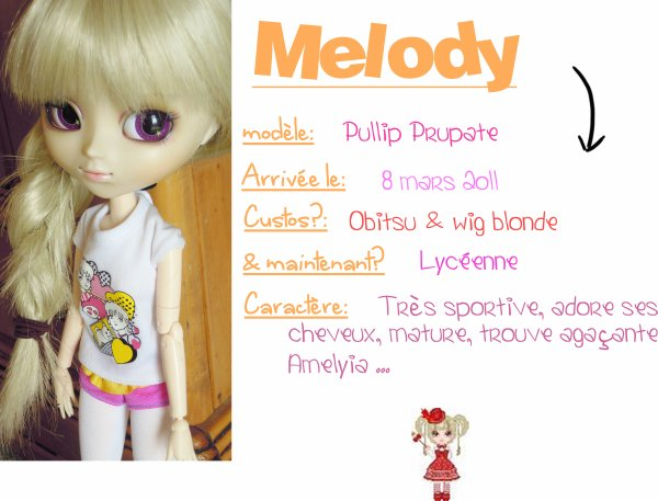 = MELODY =