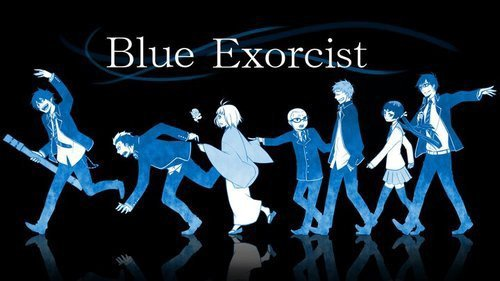 Blue exorcist!!!