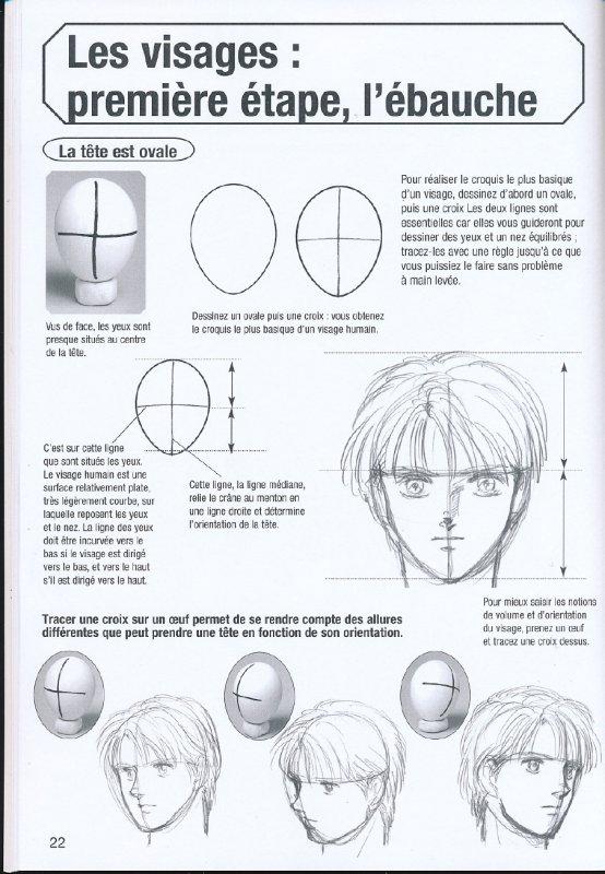 dessin manga cours
