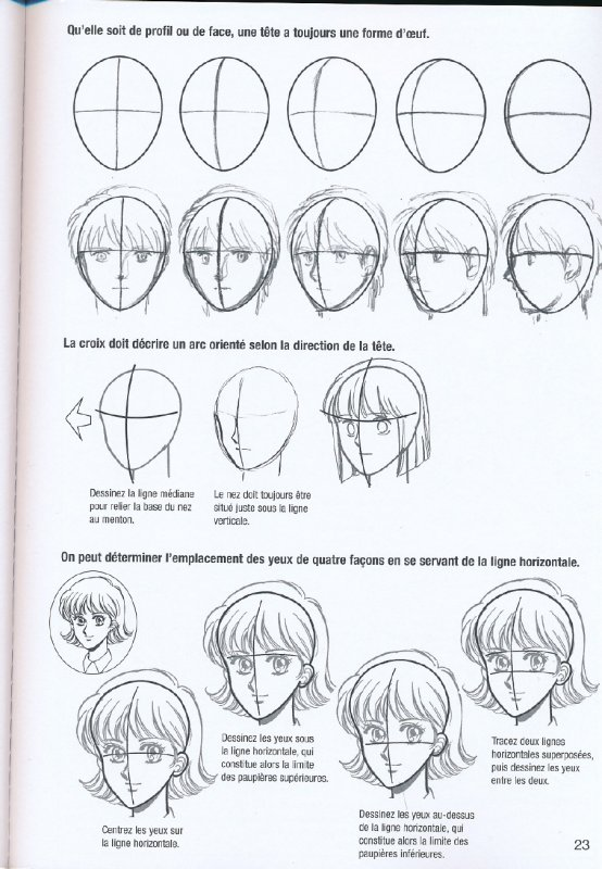 dessin manga apprendre
