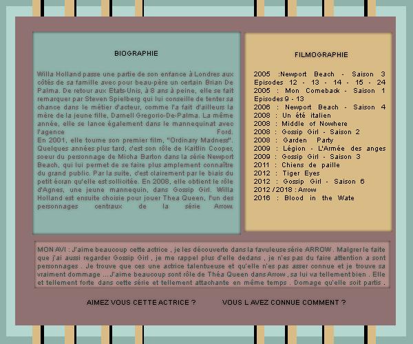☼~MagicBlubless.skyblog.com. . . ..☼__________Article 00: Willa Holland-»-l-_ Création__~__]Décoration