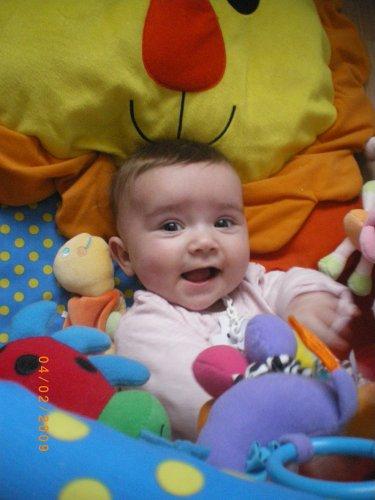 Emma, petite fée née le 01/09/2008