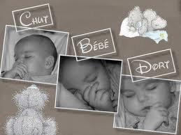 Le sommeil de l'enfant...