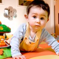 Un moyen de garde de votre bébé: LA CRECHE