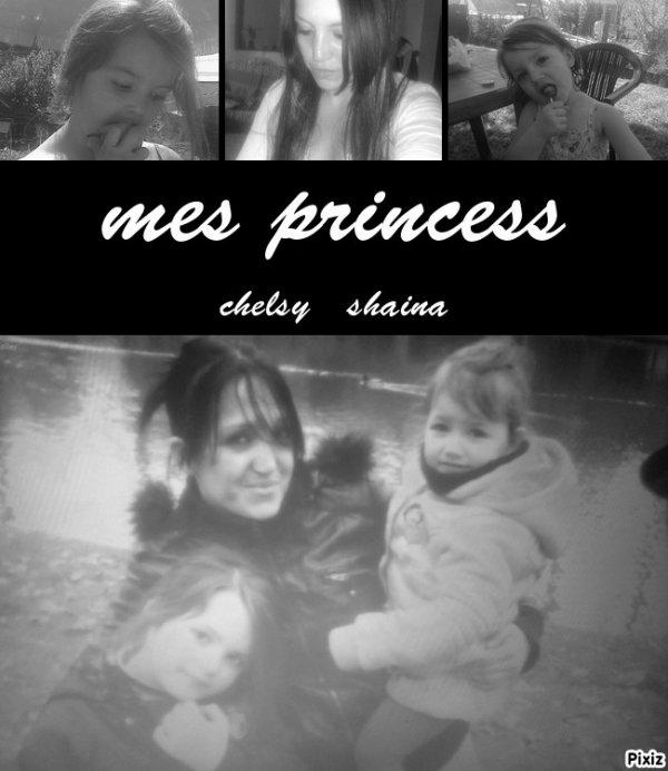 mes princess jvous j'aiiiime <3 <3