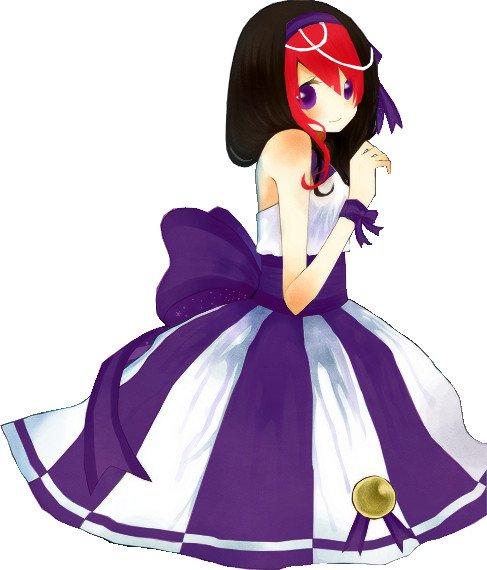 Zelda en robe