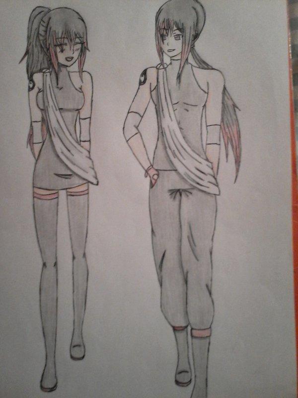 Ma participation pour des concours de dessin