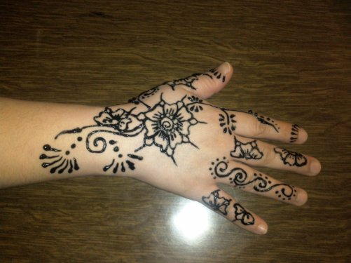 Dernier modele blog de neqacha henna - Modele de henna ...