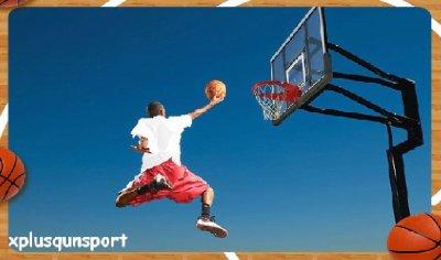 A chacun son sport  mais moi j'ai choisis le Basketball  ♥