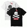 春夏超激得大人気SUPREME シュプリーム tシャツ スカル ロゴ プリント トップス カットソー 半袖 Tシャツ 2色可選