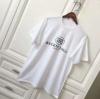 春夏品質保証得価BALENCIAGA バレンシアガ コピー BB MODE セミ フィット トップス カジュアル tシャツ 半袖 504156TYK239000