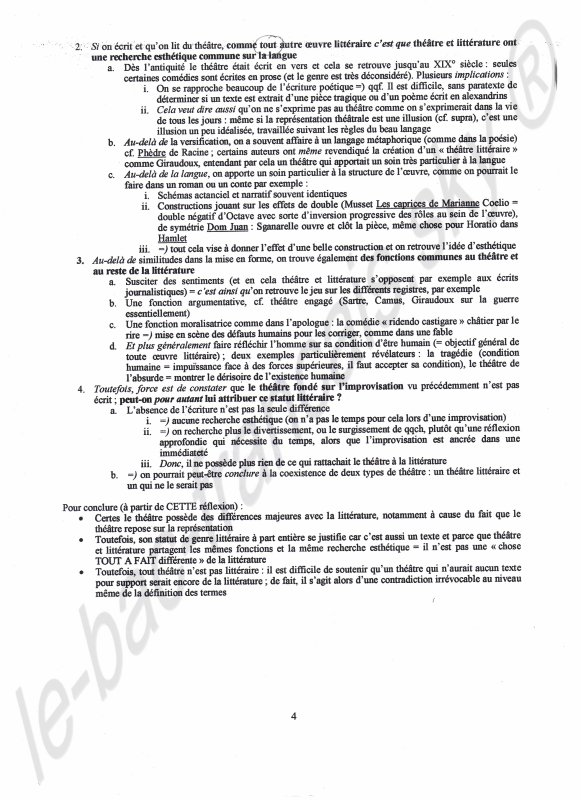 corrig de la dissertation du bac de franais 2011 Essay on my baby sister dissertation corrig francais free writing pages dissertation defense questions.