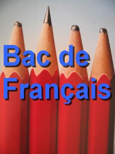 Les commentaires des textes du bac de français