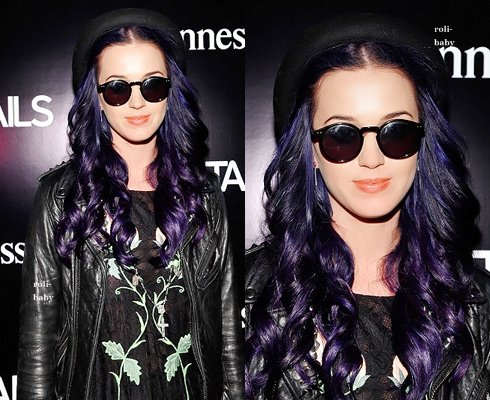 Katy est au Coachella Valley Music et Art Festival