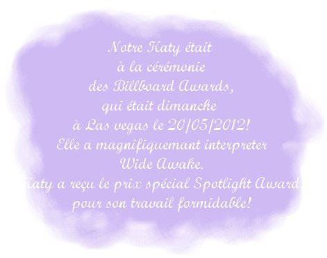 ☜♥☞Billoard Awards☜♥☞