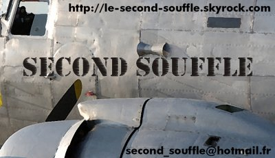 ...SECOND SOUFFLE DESIGN AREO HELICE AVION