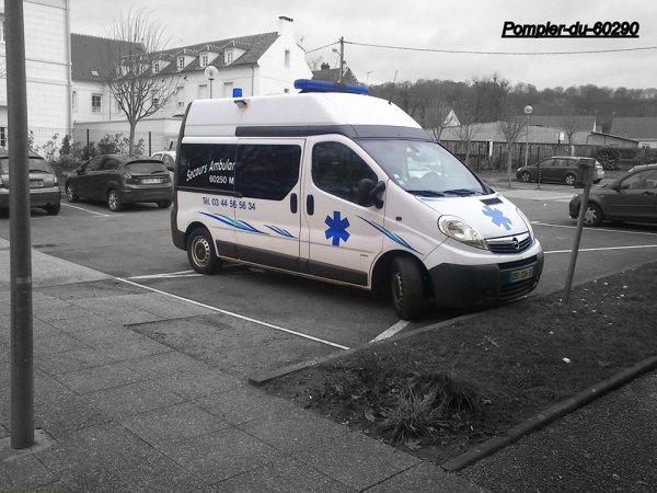 Ambulance Privé Le 01/02/2013