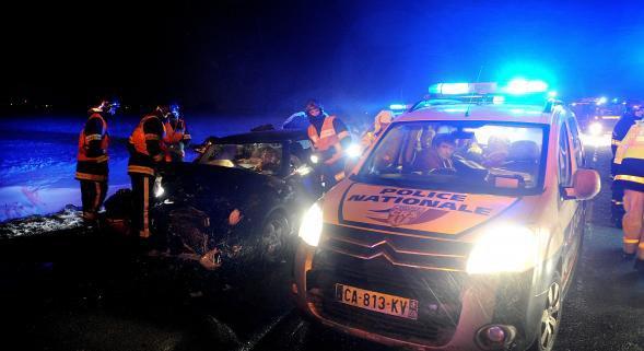 Accident Voie Public grave, Le 11/03/2013 à  Baisieux Prés de Lille (59)