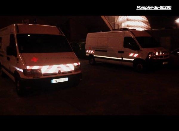 VPSP est la Logistique de la Croix-Rouge de Beauvais (60)