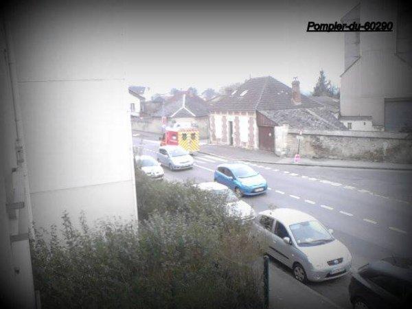 Secours a Personnes... Clermont-de-l'Oise (60