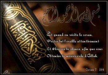 Chapitre 4 : Qu'est ce que le Coran ?