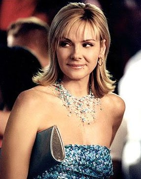Samantha Jones / Kim Cattrall