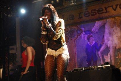 Show Case de Montell Jordan - New Ella en 1ère Partie au Réservoir @Paris