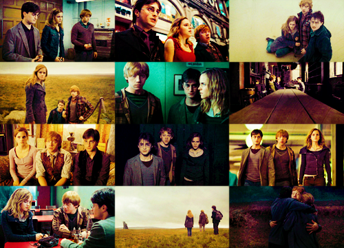Harry Potter & the Deathly Hallows | 2010