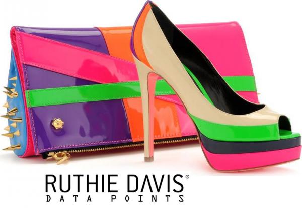 Ruhie Davis nous offre des couleurs !