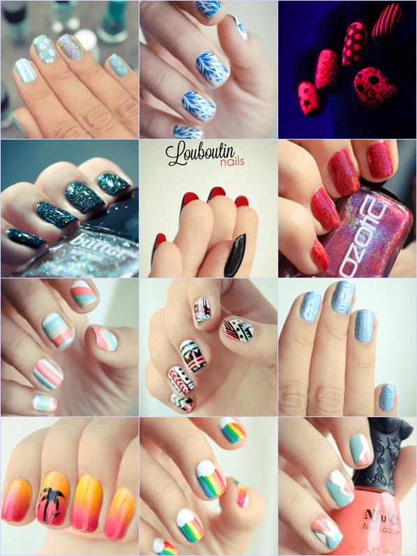 Nos ongles aussi ont besoin d'être à la pointe de la mode !