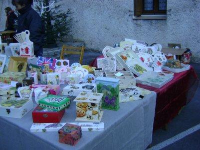 notre 3 émé marché de Noël à Sumène ...