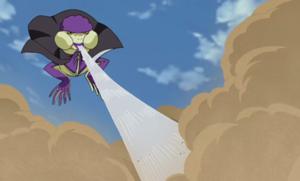 Senpô - Vent de poussière de sable