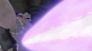 Ryûmyaku: Super grande technique du feu du dragon