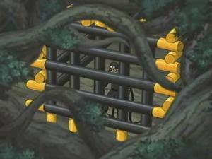 Cage aux murs indestructibles
