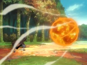 Katon - Boule de feu suprême