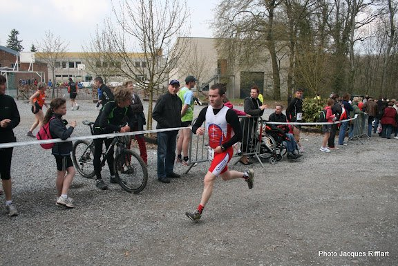 Jogging de la Principauté de Chimay 14/04