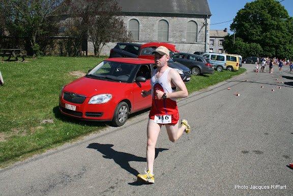 Jogging de Monceau-Imbrechies 26/05