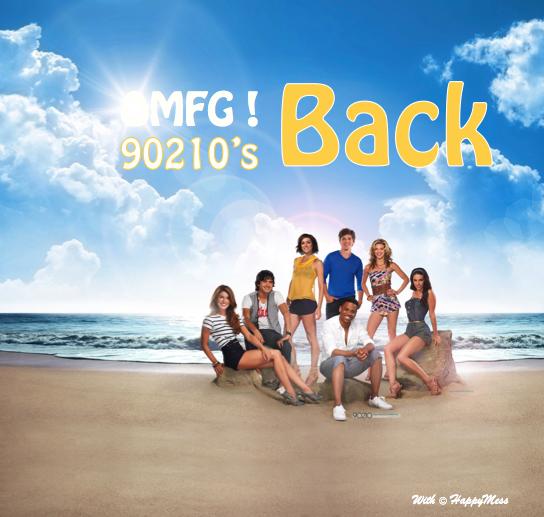Séries : 90210 est de retour sur CW !
