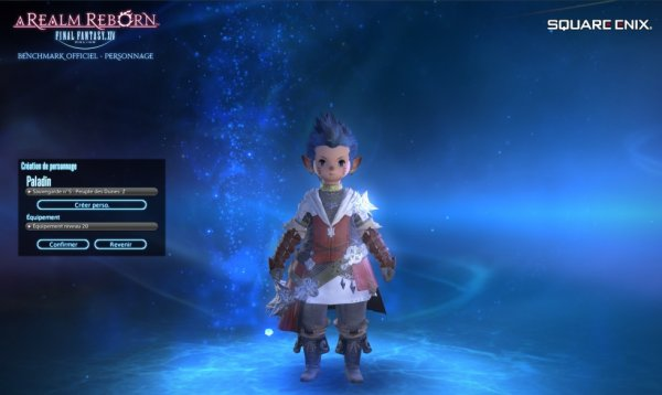 Final fantasy XIV ARR