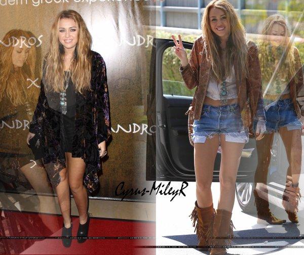 . Enfin le clip Who Owns My Heart est sorit Clik   L'acteur Tanz Watson, co-star de Miley dans son prochain film « LOL », a posté sur son Twitter son avis sur le nouveau clip « Who Owns My Heart ».  . « Je viens de voir le clip de Miley 'Who Owns My Heart'. Il est génial ! Elle est tellement talentueuse… Elle déchire tout !! Faites monter la vidéo à la première place !«