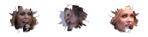 Miley sur le tournage de « So Undercover »à Nouvelle-Orléans le 10 Janvier 2010. Miss Cyrus a enleveé ses extansions. On dirait même qu'elle à recoupé non ? C'est peut-être une impression.Plus d'infos sur « Wake » un film d'horreur qui comptera Miley parmi sa distribution. Le réalisateur de ce film Christopher Landon a donné une interview voici ce qu'il a dit : « Ce sera un tremplin pour Miley Cyrus. Elle veut se débarrasser de son image lisse de Hannah Montana, chose qu'elle a pas mal réussi à faire. Elle voulait faire quelque chose de plus sombre, donc j'espère que ce film se fera… Il racontera l'histoire d'une jeune fille atteinte d'une forme rare de narcolepsie. Quand elle se trouve à une certaine distance d'une personne qui dort, elle s'évanouit et entre dans son rêve. Ça a un côté effrayant. La jeune fille verra ça comme une malédiction. Ce don qu'elle va tenter de cacher à tous prix va finir par l'isoler du monde. Ensuite, à travers différentes péripéties, elle va finir par l'accepter. Elle va devoir utiliser cette capacité pour résoudre un crime. C'est amusant. On va beaucoup jouer sur le visuel. Ce ne sera pas comme 'Inception' où tout est très cohérent car on entre et sort des rêves de beaucoup de personnes, et aucun rêve ne se ressemble. Certains seront animés. Certains seront épiques. Et parfois elle atterrira dans un rêve où il ne se passe absolument rien, ce qui est très proche de la réalité. Antonina Armato, amie et productrice de Miley, a révélé sur son Twitter qu'un projet de film basé sur la vidéo « The Big Bang » était envisagé ! Voici ce qu'elle dit : « Je reviens tout juste d'une réunion avec Tish Cyrus et Suzanne Todd, il était question de faire de « Big Bang » un film !! #jecroiselesdoigts » Miley partage avec ses fans son dernier coup de c½ur musical par l'intermédiaire de son blog. Regardez ce qu'elle dit : Yo Yo« Oh mon Dieu ! Je viens d'acheter le nouveau single de Britney Spears sur iTunes 'Hold It Against Me' ! C'est ma nouvelle obsessio