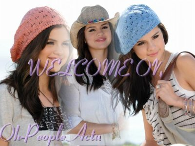 Welcome on Oh-PeopleActu Version N°2