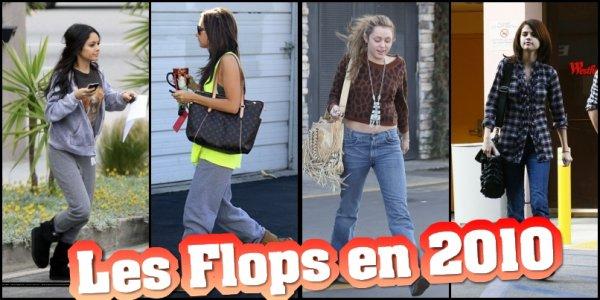 Les TOPS et FLOPS in the Street in 2010