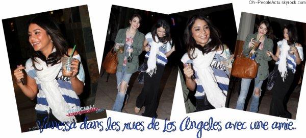 Ian était present le 07 mars au « Cosmopolitan Magazine Fun Fearless Males of 2011 ». J'adore la dernière photo, avec son sourire malicieux comme dans Vampire Diaries 8-p . Du côté de Vanessa, elle était de sorti hier (10 mars) avec une amie à Los Angeles après être allé au StarBuck Café.