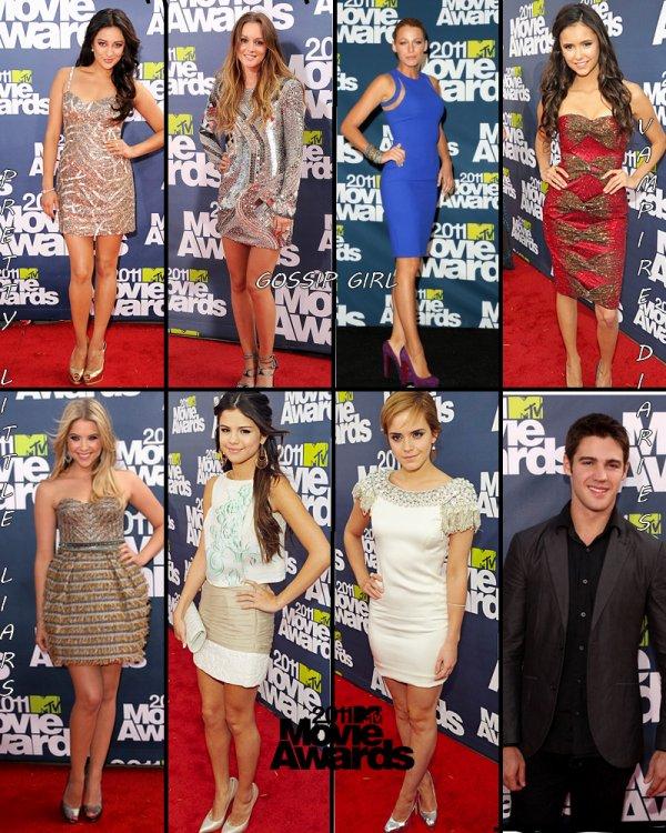 MTV Movie Awards 2011 - 5 Juin 2011