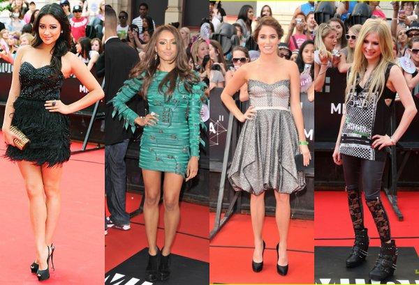 MuchMusic Video Awards 2011