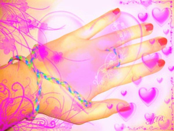 Ma main
