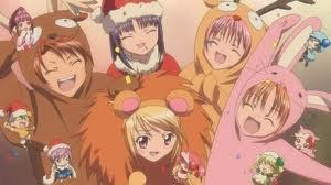 Joyeux noël!! <3