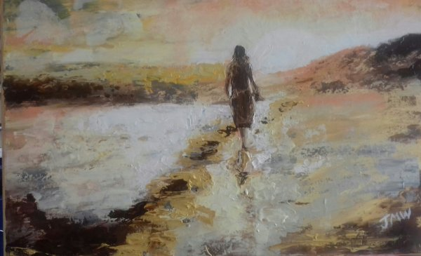 promenade bord  de mer